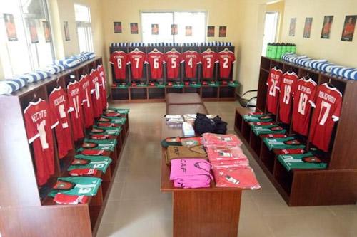 تشكيلة المنتخب الوطني لأقل من 17 ضد السنغال