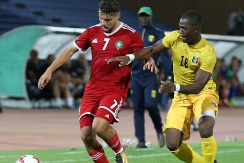 تشكيلة المنتخب الأولمبي في مواجهة مالي