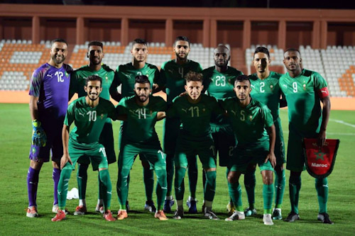 """""""أسود البطولة"""" يهزمون ليبيا بثنائية تحضيرا للجزائر"""
