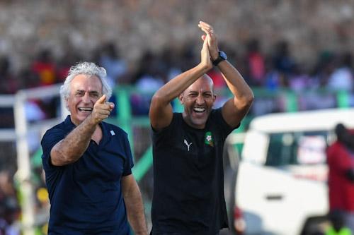 """خاليلوزيتش: قدمنا مباراة جيدة أمام بوروندي.. ومتفائل بمستقبل """"الأسود"""""""