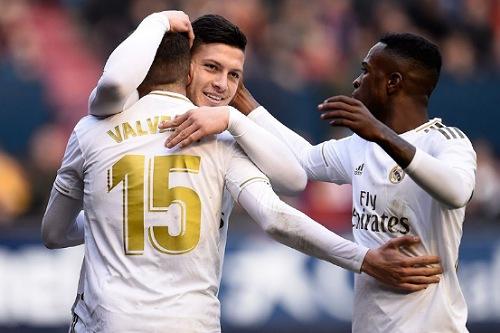 رودريغو وفالفيردي يعلنان قرب عودتهما للريال
