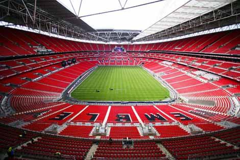 ويمبلي يحتضن 4 مباريات جديدة في يورو 2020