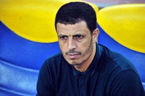 سلامي راض عن أداء لاعبيه رغم التعادل مع المغرب التطواني