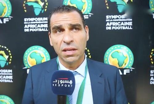 """رئيس الاتحاد الجزائري: صوّتنا للمغرب لكن """"الأموال"""" حَسمت الأمور لصالِح الملف الأمريكي"""