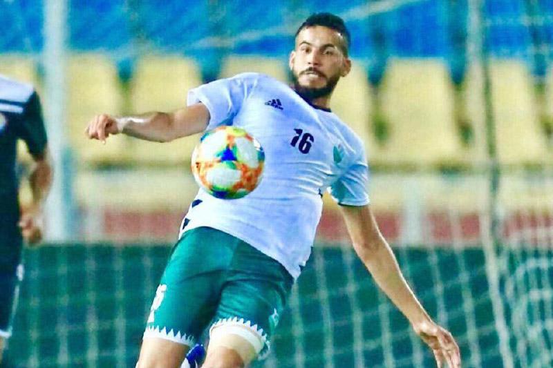 تألق المغربي زكرياء إسماعيلي يدفع نفط الوسط العراقي لمكافأته