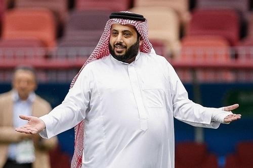 مكالمة ولقاء بين آل الشيخ وأحمد أحمد يعودان للواجهة قبل مباراة الوداد والأهلي