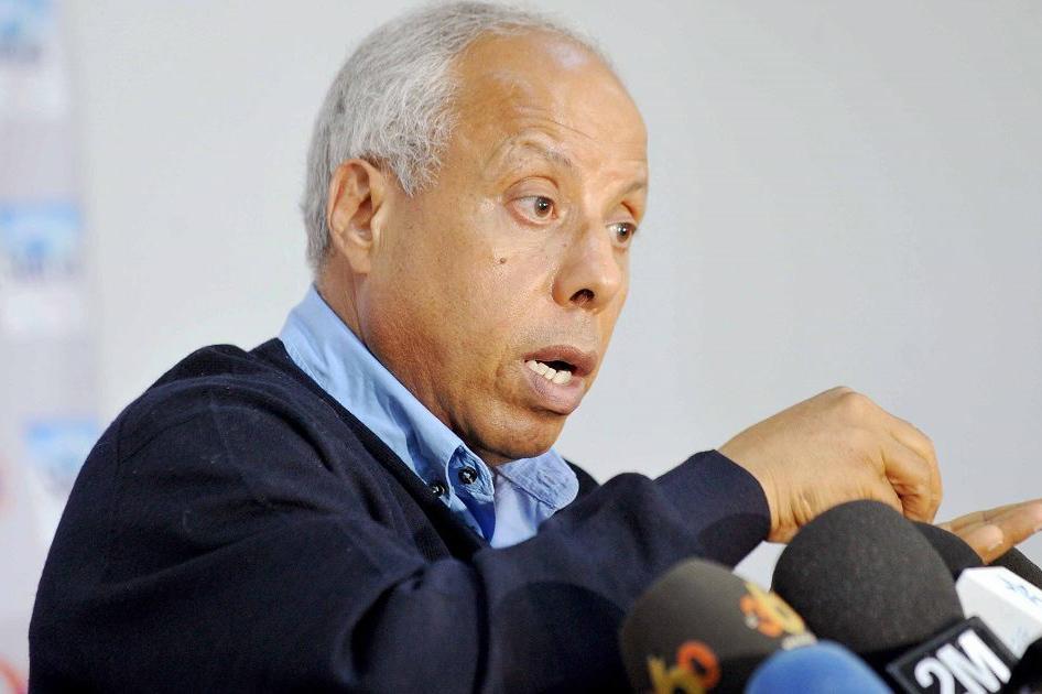 رسميا.. امحمد فاخر مدربا للحسنية إلى 2022