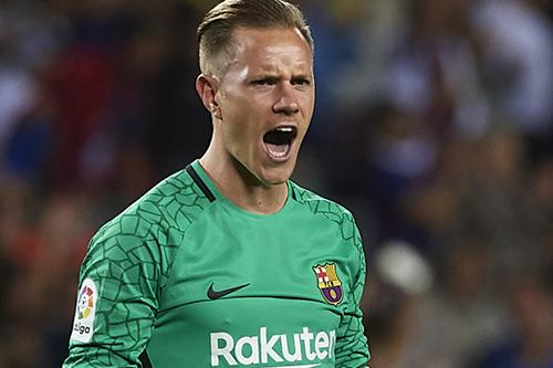 صدمة كبيرة لبرشلونة بغياب حارسه عن النهائي