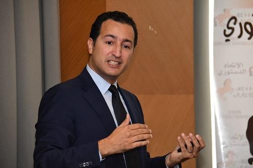 عثمان الفردوس.. شاب بمسار حافل على رأس وزارة الشباب والرياضة
