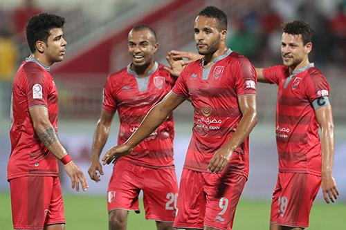 هاتريك جديد للعربي يعزز به صدارة فريقه