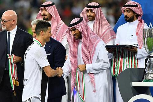العفو الدولية تطالب يوفنتوس ولاتسيو بعدم لعب مباراة السوبر في السعودية