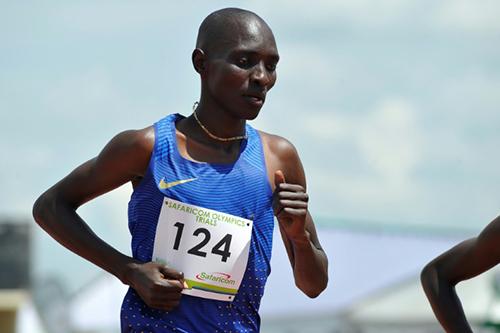 إيقاف الكيني كيبروب أربعة أعوام بسبب المنشطات