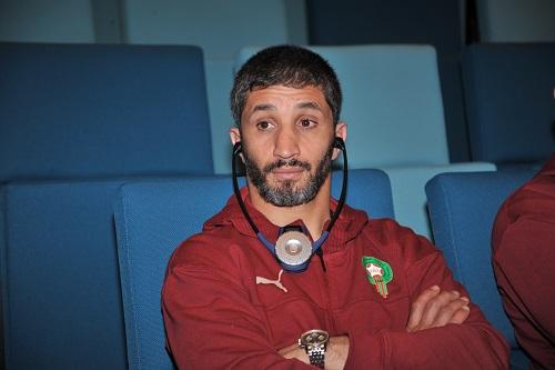 """عبوب قبل مواجهة تونس: """"ديربي"""" مغاربي صعب ونحن جاهزون"""