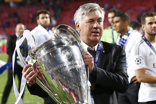 """أنشيلوتي: الفوز بدوري الأبطال """"هوس"""" بالنسبة لريال مدريد"""