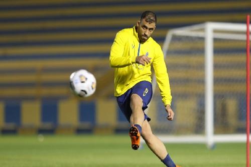 مدرب النصر: حمد الله لاعب محترف وغدا سيٌثبت