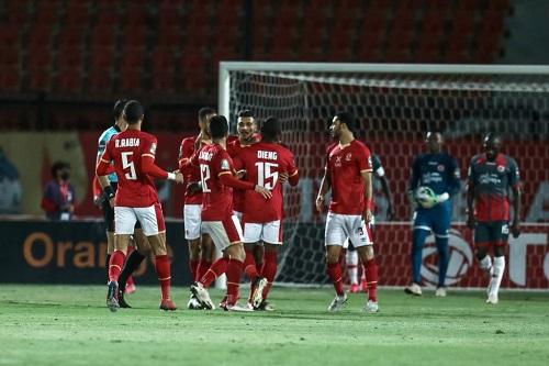 الأهلي يفوز على سيمبا دوري أبطال أفريقيا