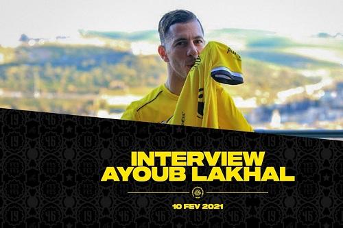 ياسين لكحل ينتظم في تداريب المغرب الفاسي