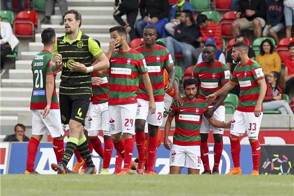 ماريتيمو يواصل انتصاراته في الدوري البرتغالي