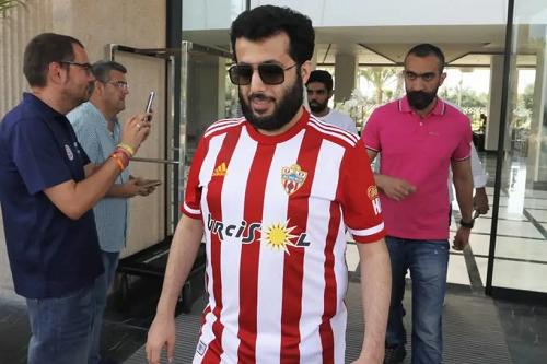 السعودي تركي آل الشيخ يستحوذ بالكامل على نادي ألميريا الإسباني