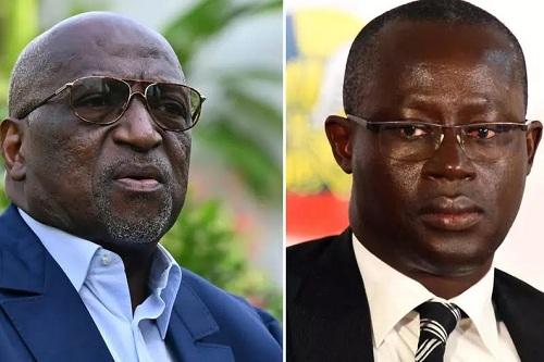 """السنغالي سينغور والإيفواري أنوما ينسحبان من سباق رئاسة """"الكاف"""""""