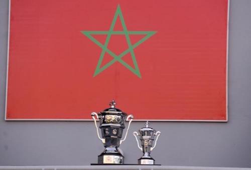 برنامج مباريات ذهاب وإياب دور ربع نهائي كأس العرش