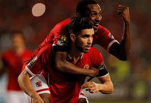 أزارو يسجل ثنائية وينفرد بصدارة هدافي الدوري المصري