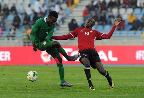 نيجيريا تهزم ليبيا بهدف نظيف في ثاني مبارياتهما في كأس إفريقيا للاعبين المحليين