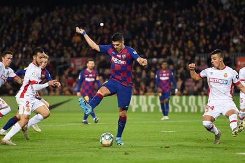 سواريز: هدفي في مرمى مايوركا الأفضل بمسيرتي
