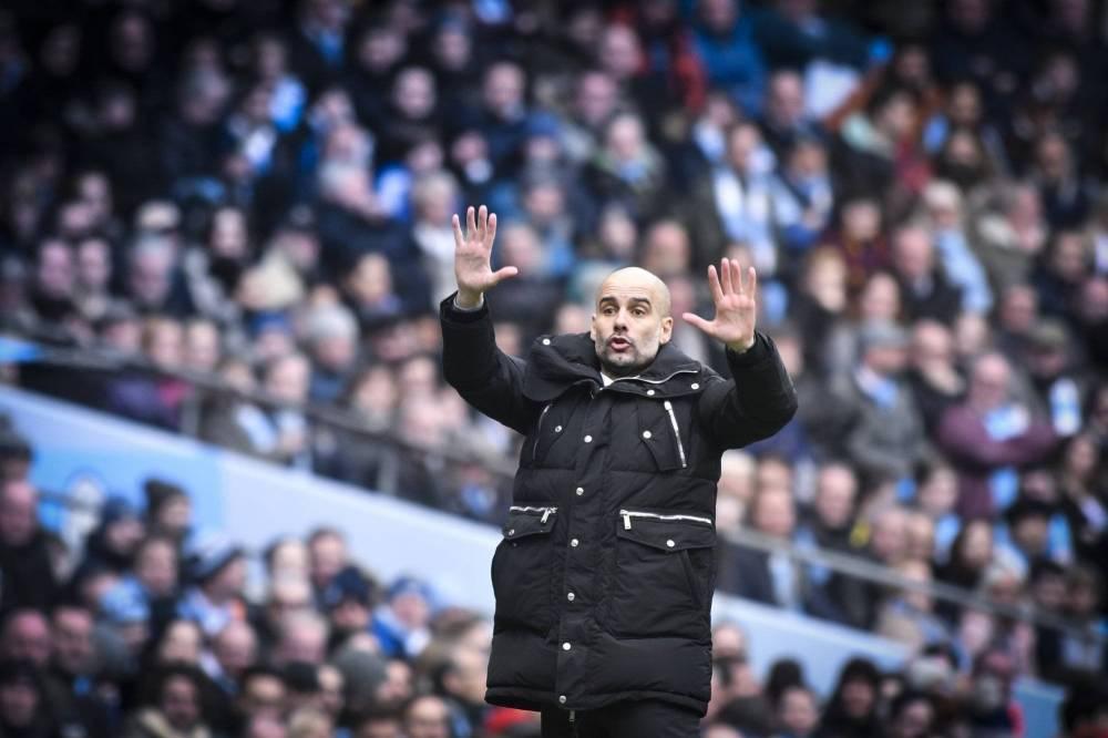 غوارديولا يقترح إلغاء مباريات الإعادة في كأس الاتحاد