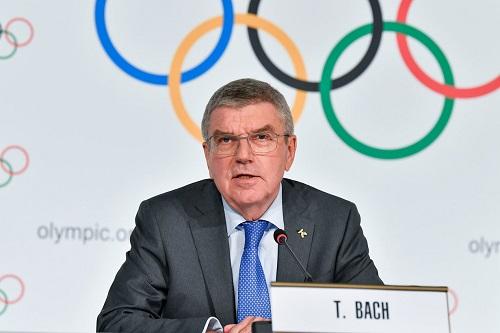 باخ يؤكد مجددا إقامة الأولمبياد في الصيف المقبل