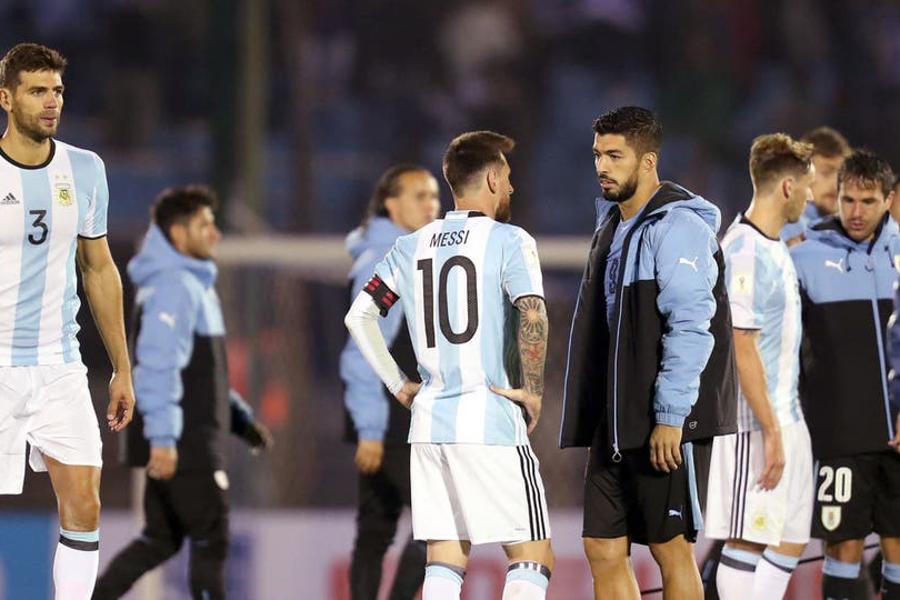 اتجاه لإلغاء ودية الأرجنتين وأوروغواي في تل أبيب