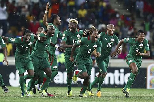 تراوري يضاعف أحزان غانا ويهدي بوركينا فاسو المركز الثالث في كأس أمم إفريقيا