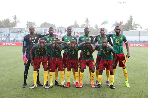 المغرب يدقق في أعمار المنتخب الكاميروني للفتيان