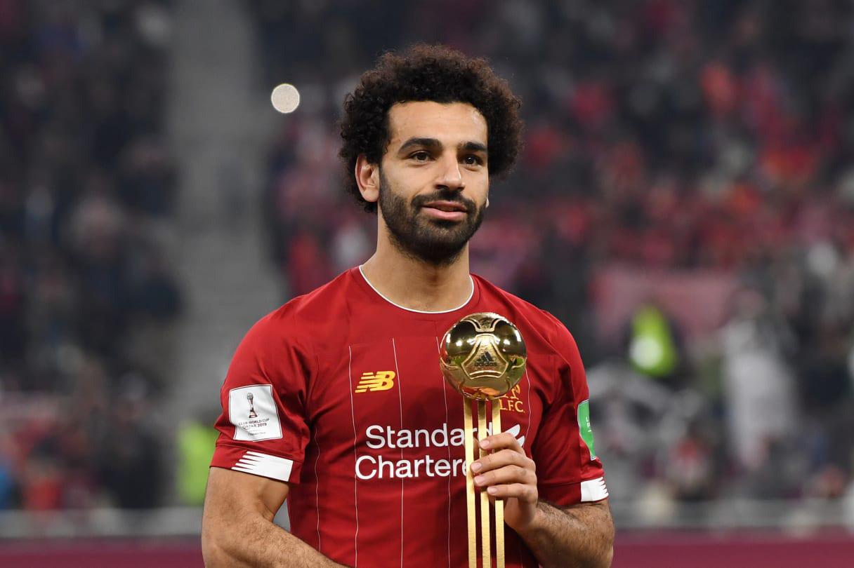 محمد صلاح أفضل لاعب في مونديال الأندية