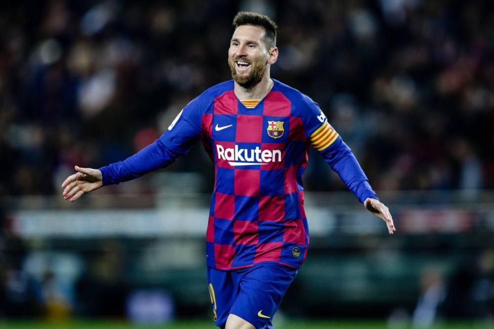 """""""هاتريك"""" ميسي يقود برشلونة لاستعادة صدارة الدوري الإسباني"""