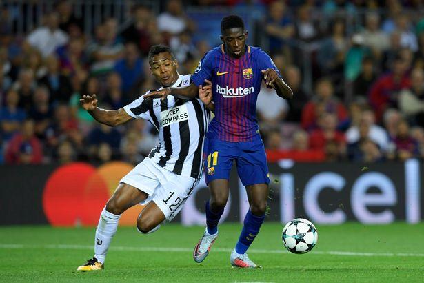 ديمبلي: سأستمر في صفوف برشلونة لوقت طويل