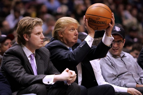 ترامب: لاعبو دوري كرة السلة الأمريكي أشرار وأغبياء للغاية