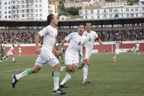 أولمبي الجزائر يواجه فالنسيا وغرناطة وديًا