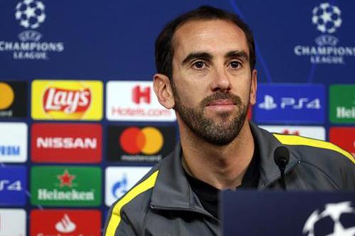 غودين: لا أتوقع مباراة سهلة أمام برشلونة