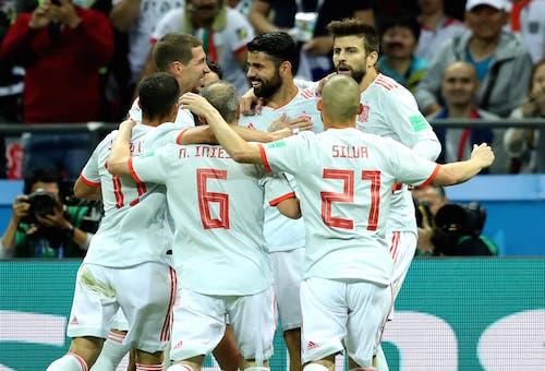 إسبانيا تفلت من فخ إيران وتنعش آمالها في بلوغ دور الـ16 بكأس العالم