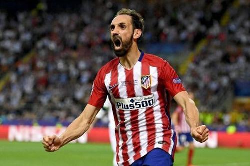 خوانفران يرحل عن أتلتيكو مدريد بنهاية الموسم