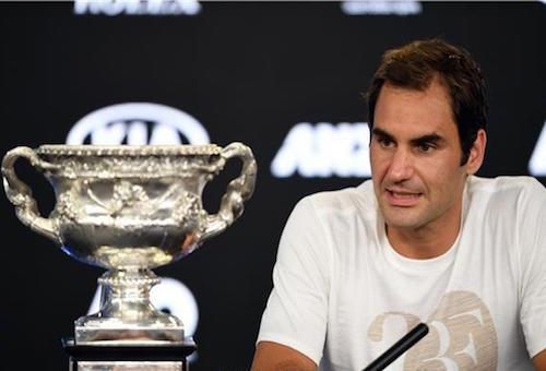 فيدرير يطالب بالمزيد من الأموال للاعبي التنس