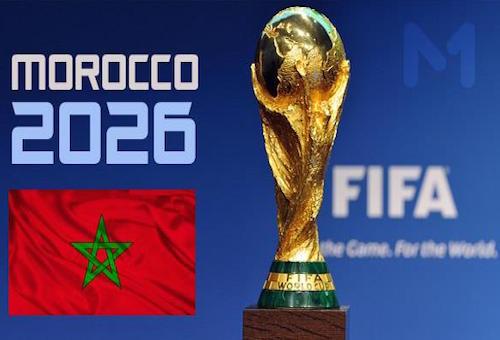 """لجنة """"الفيفا"""" تصل غدا إلى المغرب"""
