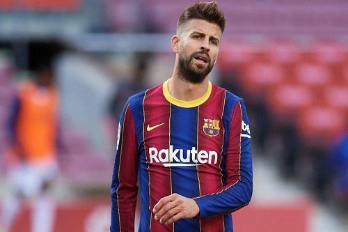 جيرار بيكي: قادرون على المنافسة لأننا برشلونة
