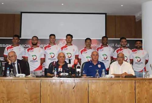 حسنية أكادير يقدم لاعبيه الجدد قبل معسكر البيضاء