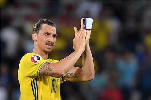 مدرب السويد لا يرحب بعودة إبراهيموفيتش