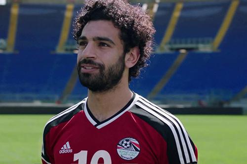 محمد صلاح يشارك في تدريبات المنتخب المصري