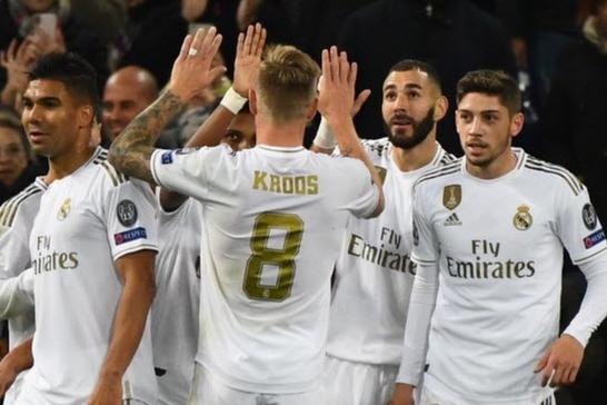 ريال مدريد ينهي استعداداته قبل مواجهة فالنسيا