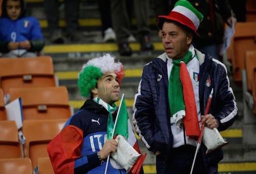 كابوس المونديال يمثل صدمة شعبية في إيطاليا