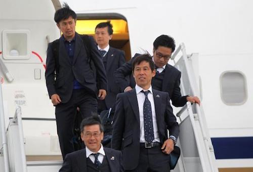 اليابان تكمل عقد منتخبات المونديال في روسيا